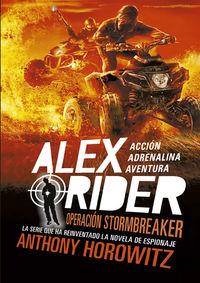 ALEX RIDER 1 - OPERACION STORMBREAKER
