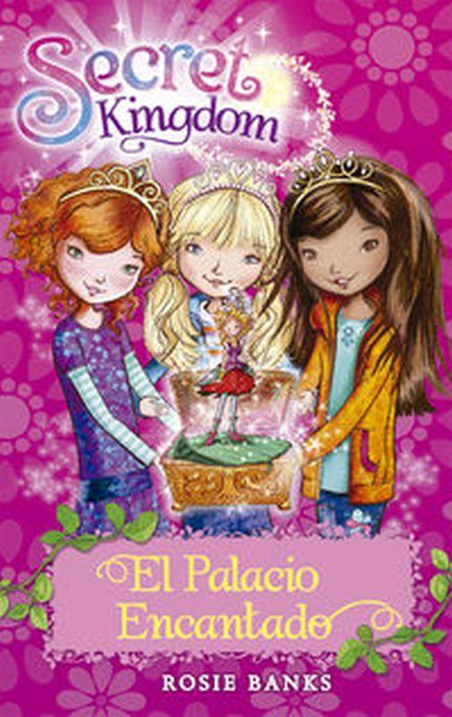 SECRET KINGDOM 1 - EL PALACIO ENCANTADO (ED. ESPECIAL)