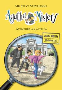 agatha mistery 29 - aventura a castella - Steve Stevenson