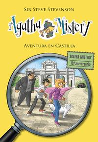 agatha mistery 29 - aventura en castilla - Steve Stevenson