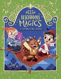 ELS RESCATADORS MAGICS 9 - LA TORRADORA DELS DESITJOS