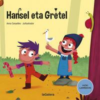 HANSEL ETA GRETEL (HIZKI LARRIEKIN)