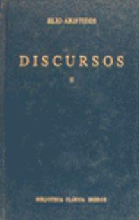 DISCURSOS II (ARISTIDES)