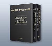 Diccionario De Uso Del Español - Nueva Edicion Actualizada - Maria Moliner Ruiz