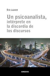 PSICOANALISTA, INTERPRETE DISCORDIA DISC