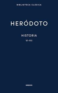 HISTORIA - LIBROS VI-VII