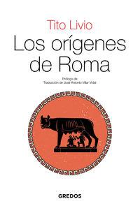 ORIGENES DE ROMA, LOS
