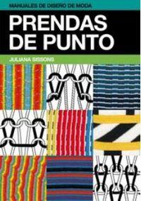 Prendas De Punto - Juliana Sissons