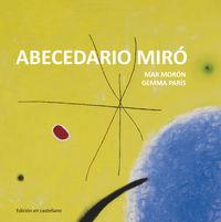 Abecedario Miro - Mar Moron / Gemma Paris