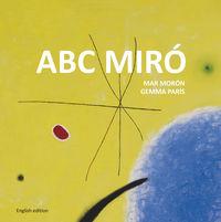 Abc Miro (ingles) - Mar Moron / Gemma Paris