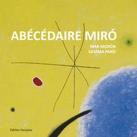 Abecedaire Miro (frances) - Mar Moron / Gemma Paris