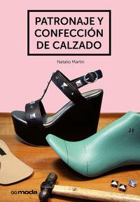 Patronaje Y Confeccion De Calzado - Natalio Martin
