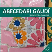 Abecedari Gaudi - Mar Moron Velasco / Gemma Paris Romia