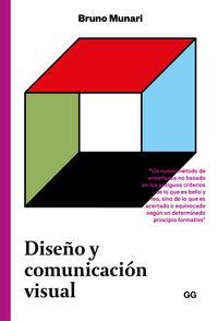 Diseño Y Comunicacion Visual - Contribucion A Una Metodologia Didactica - Bruno Munari