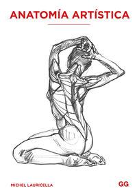 Anatomia Artistica - Michel Lauricella