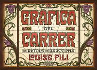 GRAFICA DEL CARRER - ELS RETOLS DE BARCELONA