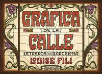 GRAFICA DE LA CALLE - LETREROS DE BARCELONA