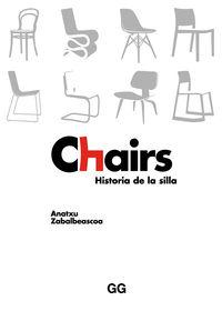 CHAIRS - HISTORIA DE LA SILLA