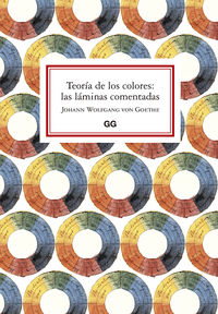 TEORIA DE LOS COLORES - LAS LAMINAS COMENTADAS