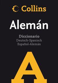 DICC. COLLINS BASICO ESP / ALE - ALE / ESP