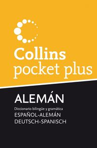 DICC. COLLINS POCKET PLUS ESP / ALE - DEU / SPA