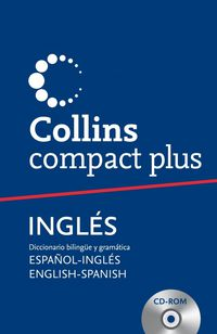 DICC. COLLINS COMPACT PLUS ESP / ING - ENG / SPA (+CD-ROM)