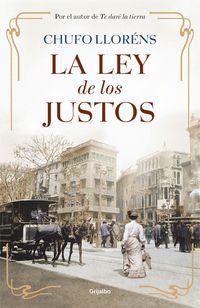 La ley de los justos - Chufo Llorens