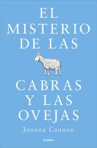 El misterio de las cabras y las ovejas - Joanna Cannon