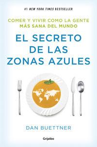 El secreto de las zonas azules - Dan Buettner