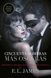 Cincuenta Sombras Mas Oscuras (cincuenta Sombras 2) (ed Pelicula) - E. L. James