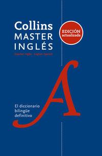 DICCIONARIO MASTER INGLES ESPAÑOL / INGLES - INGLES / ESPAÑOL