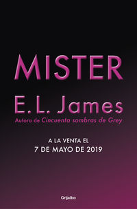 Mister - E. L. James