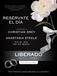 """LIBERADO (""""CINCUENTA SOMBRAS"""" CONTADA POR CHRISTIAN GREY 3)"""