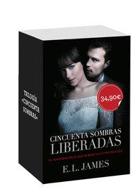 Trilogia Cincuenta Sombras (cincuenta Sombras De Grey / Cincuenta Sombras Mas Oscuras / Cincuenta Sombras Liberadas) - E. L. James