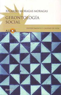 Gerontologia Social - Ricardo Moragas Moragas