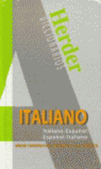 DICC. MODERNO ITALIANO - ITAL / ESP - ESP / ITAL