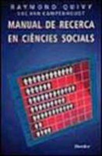 MANUAL DE RECERCA EN CIENCIES SOCIALS