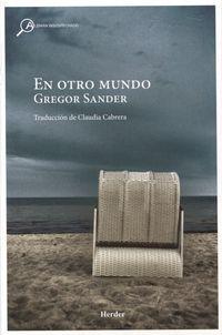 en otro mundo - Gregor Sander