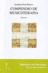 COMPENDIO DE MUSICOTERAPIA VOL. I