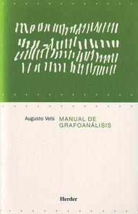 Manual De Grafoanalisis - Augusto Vels