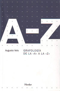 DICC. DE GRAFOLOGIA DE LA A A LA Z