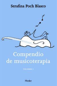 Compendio De Musicotera I - Serafina Pach Blasco