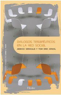 DIALOGOS TEREAPEUTICOS EN LA RED SOCIAL