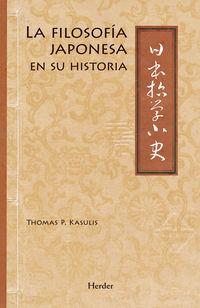 FILOSOFIA JAPONESA EN SU HISTORIA, LA