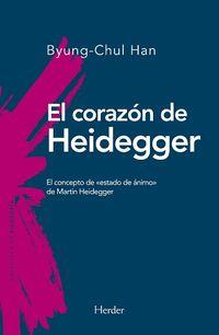 EL CORAZON DE HEIDEGGER
