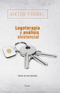 (2 ED) LOGOTERAPIA Y ANALISIS EXISTENCIAL