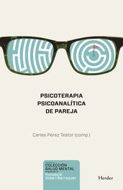 Psicoterapia Psicoanalitica De Pareja - Carles Perez Testor