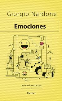 EMOCIONES - INSTRUCCIONES PARA EL USO