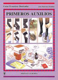 PRIMEROS AUXILIOS - CABALLOS