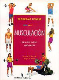 MUSCULACION - PROGRAMACION FITNESS